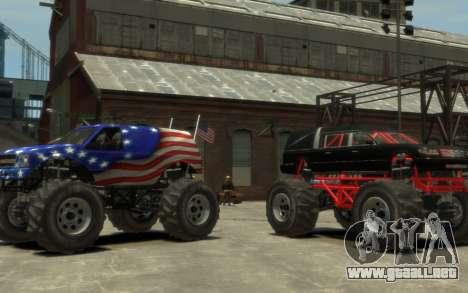 Albany Undertaker (Romero Monster) para GTA 4 visión correcta