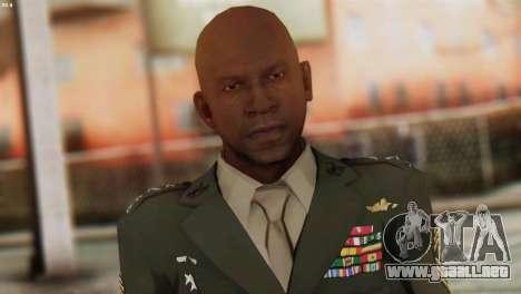 GTA 5 Skin 1 para GTA San Andreas tercera pantalla
