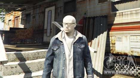 GTA 5 El Fantasma De Trevor