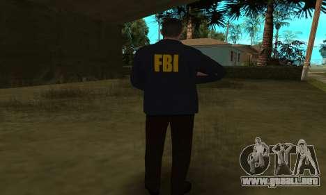 FBI HD para GTA San Andreas séptima pantalla