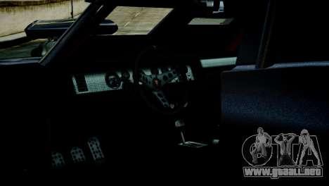 Imponte Dukes O Death from GTA 5 para GTA 4 vista hacia atrás