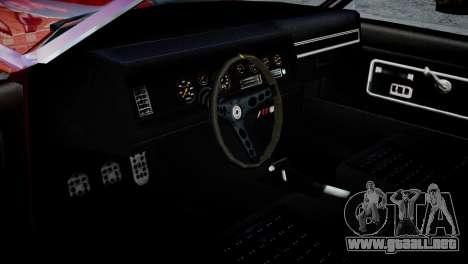 Virgo from GTA 5 v2 para GTA 4 vista hacia atrás