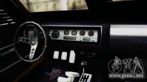 GTA 5 Imponte Dukes ODeath IVF para la visión correcta GTA San Andreas