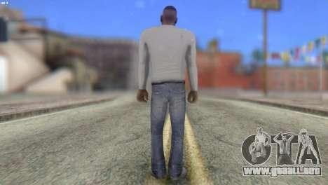 Luis Lopez Skin v6 para GTA San Andreas segunda pantalla