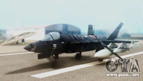 F-35B Polish Air Force 1. ELT para GTA San Andreas