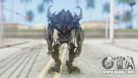 Crankcase Skin from Transformers para GTA San Andreas tercera pantalla