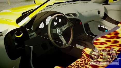 Mazda RX-7 FD3S BN Sports para GTA 4 vista hacia atrás