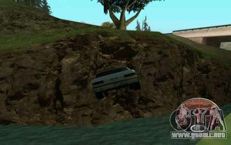 Velocímetro Lada para GTA San Andreas sucesivamente de pantalla