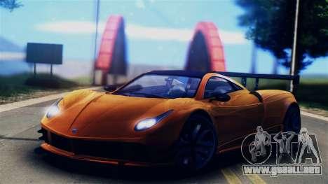 Pegassi Osiris from GTA 5 para GTA San Andreas