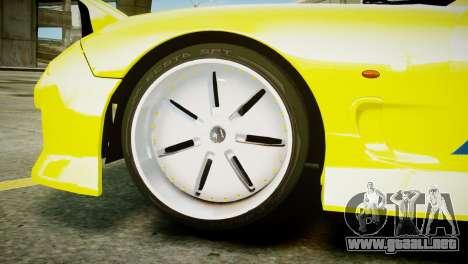 Mazda RX-7 FD3S BN Sports para GTA 4 Vista posterior izquierda