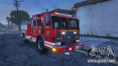 GTA 5 Lights and Sirens tercera captura de pantalla
