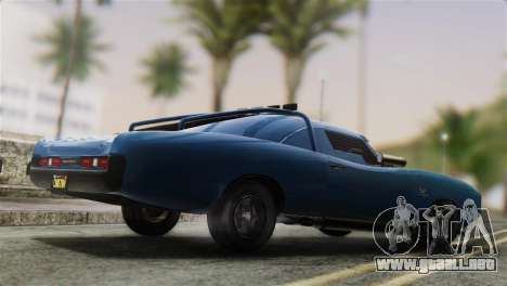 GTA 5 Imponte Dukes ODeath para GTA San Andreas left