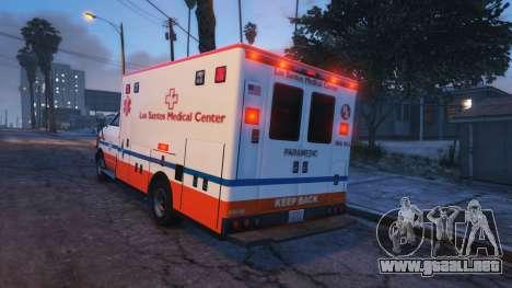 GTA 5 Lights and Sirens segunda captura de pantalla