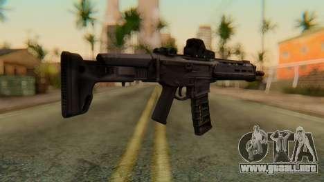 Magpul Masada v4 para GTA San Andreas segunda pantalla