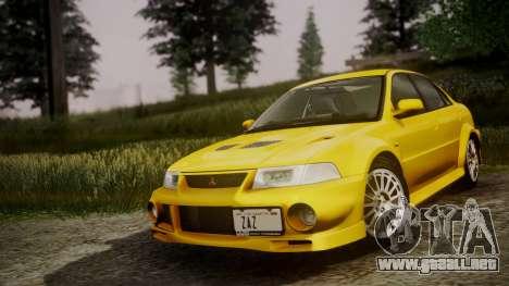 Mitsubishi Lancer Evolution VI 1999 PJ para GTA San Andreas