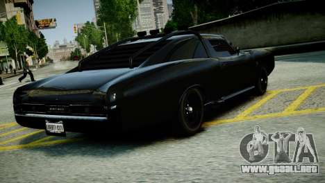 Imponte Dukes O Death from GTA 5 para GTA 4 left