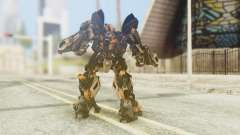 Bumblebee Skin from Transformers v1 para GTA San Andreas