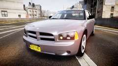 Dodge Charger Police Unmarked [ELS]