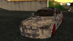 BMW M5 E60 RCS para GTA San Andreas