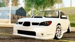Subaru Impreza WRX STI Stance para GTA San Andreas