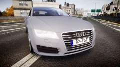 Audi A7 para GTA 4