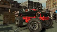 Albany Undertaker (Romero Monster)