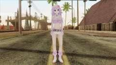 Nepgear Idol (Hyperdimension Neptunia)
