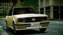 Opel Ascona B para GTA 4