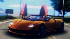 Pegassi Osiris from GTA 5 para GTA San Andreas