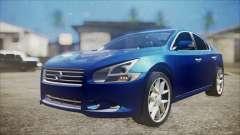 Nissan Maxima 2009 para GTA San Andreas