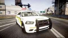 Dodge Charger Surete Du Quebec [ELS]