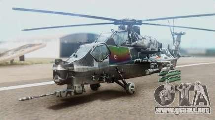 Changhe WZ-10 para GTA San Andreas