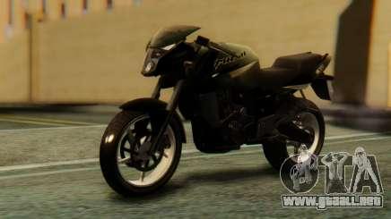 Bajaj Rouser 135 para GTA San Andreas