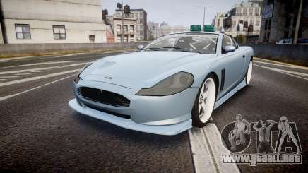 Dewbauchee Super GT Tuning para GTA 4