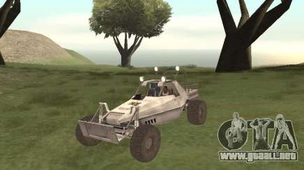 Buggy from Just Cause para GTA San Andreas