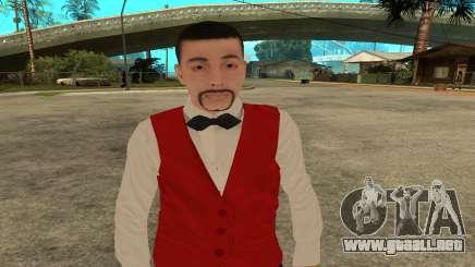 Casino Skin para GTA San Andreas