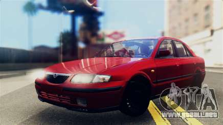 Mazda 626 para GTA San Andreas
