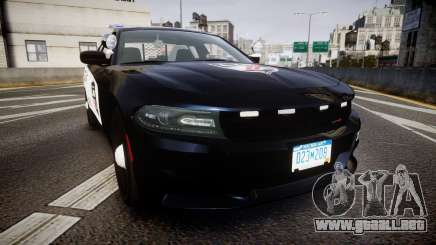 Dodge Charger SXT AWD 2015 PPV [ELS] para GTA 4