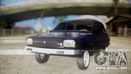 Renault 12 TL para GTA San Andreas