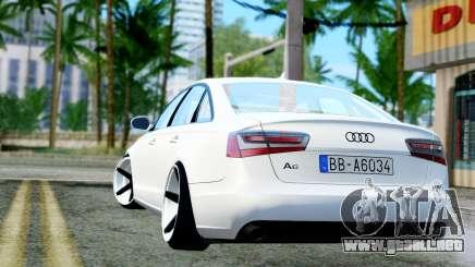 Audi A6 Stanced para GTA San Andreas