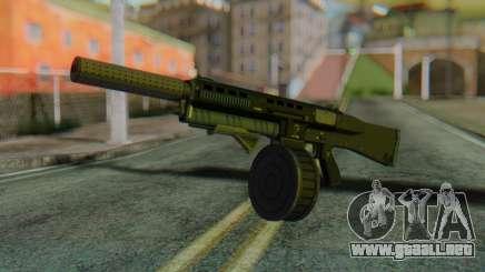 Assault Shotgun GTA 5 v2 para GTA San Andreas