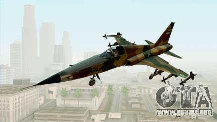 Northrop F-5ES IRIAF para GTA San Andreas