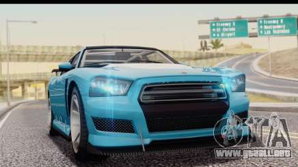 GTA 5 Bravado Buffalo S Sprunk IVF para GTA San Andreas