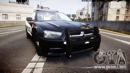 Dodge Charger Alderney Police para GTA 4