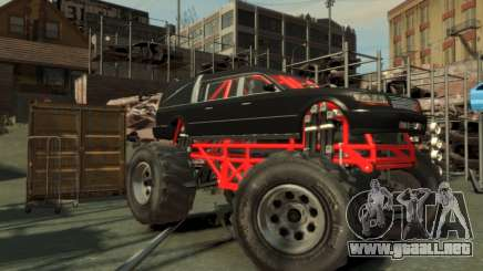 Albany Undertaker (Romero Monster) para GTA 4
