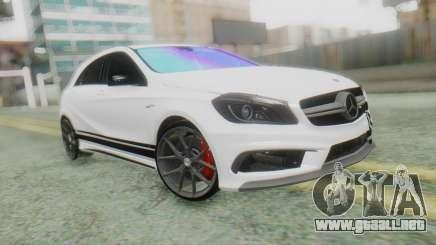 Mercedes-Benz A45 AMG para GTA San Andreas
