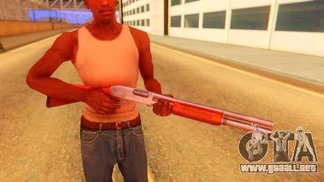 Atmosphere Shotgun para GTA San Andreas tercera pantalla