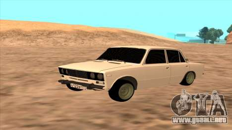 HUNTER 2106 Ostentum para GTA San Andreas