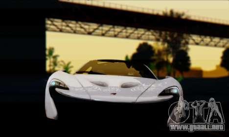 Smooth Realistic Graphics ENB 3.0 para GTA San Andreas quinta pantalla