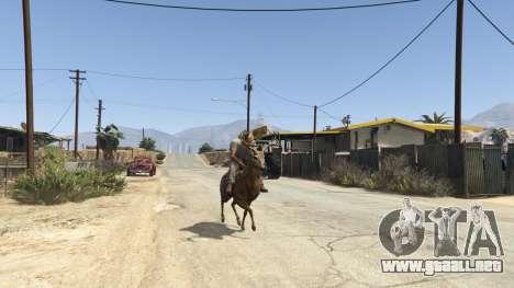 GTA 5 Ride A Deer [.NET] 0.2b tercera captura de pantalla